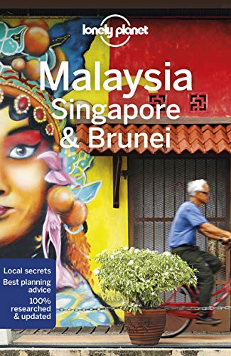 Lonely Planet Malaysia, Singapore & Brunei (Travel Guide)...
