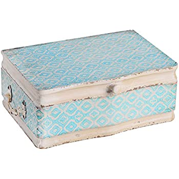 Amazon.com: White Wedding Keepsake Box A Lifetime Of Memories Large ...