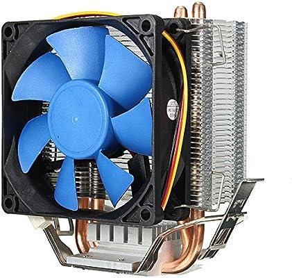 DyNamic DisiPador De Calor Silencioso De La CPU De Enfriamiento ...