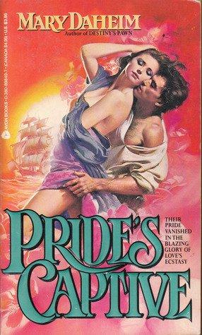 book cover of Pride\'s Captive