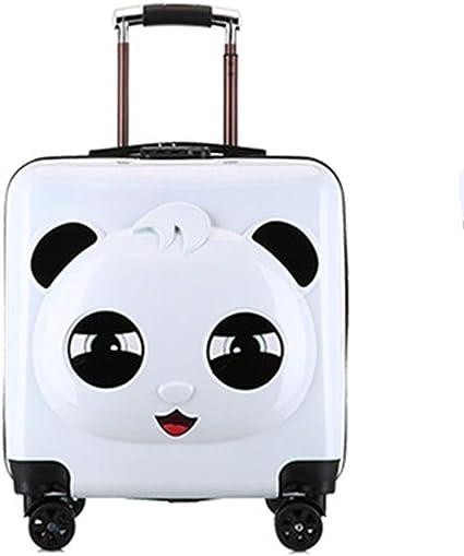 Amazon.com: Maleta enrollable para equipaje de Pandas, de ...