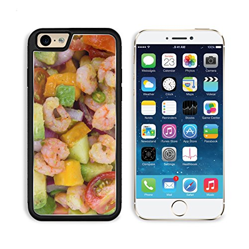 MSD Premium Apple iPhone 6 iPhone 6S Aluminum Backplate Bumper Snap Case iPhone6 IMAGE ID: 30744754 Shrimp and avocado summer salad