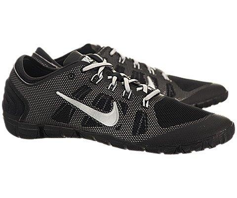 Nike Free Bionic Womens Size 9 Black Running Shoes