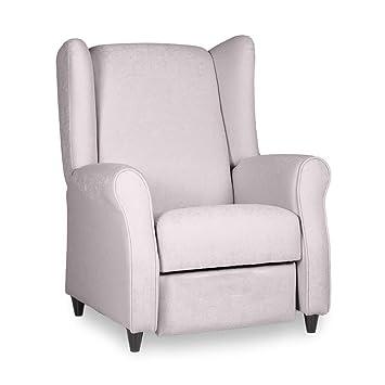 HOGAR TAPIZADO DURERO, sillón orejero, Sistema Relax ...