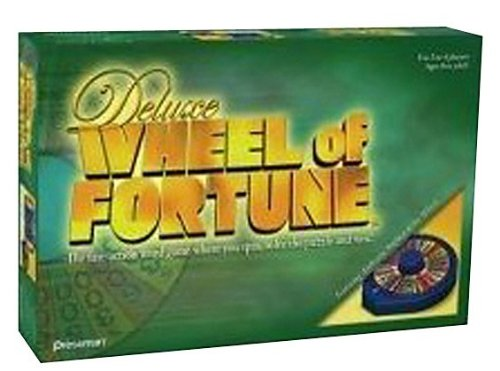 Deluxe Wheel of Fortune by Pressman