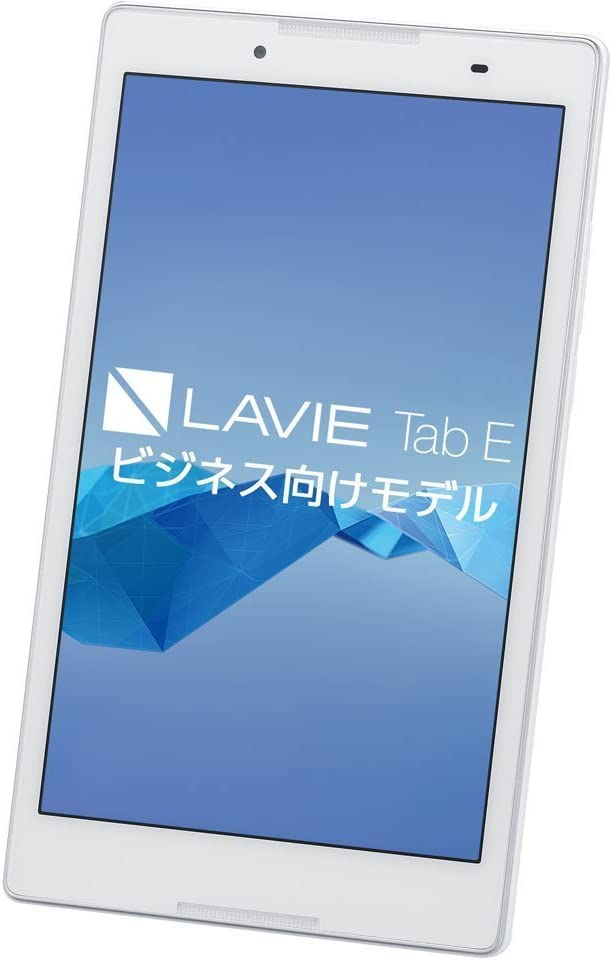 【第7位(同率)】NECパーソナルコンピュータ『LAVIE Tab E Android - TE508/HAW』