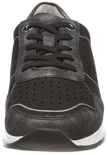 Basses Graphit Sneakers Noir Femme Schwarz Remonte R7011 7gEqx6