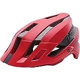 Fox Racing Flux Helmet Bright Red, L/XL