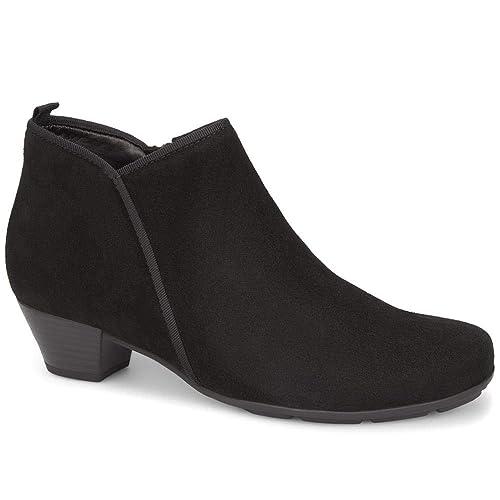 17 Kurzschaft Shoes 633 95 Gabor Damen Stiefel nP0OkXNw8