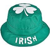 DollarItemDirect ST. Patrick's Day Bucket HAT, Case of 72