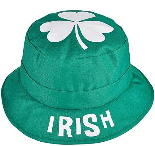 DollarItemDirect ST. Patrick's Day Bucket HAT, Case of 72