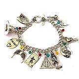 Ivy & Clover HP Inspired Horcrux Charm Bracelet