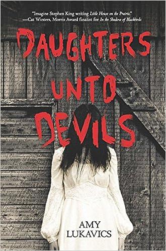 Amy Lukavics - Daughters Unto Devils Audiobook