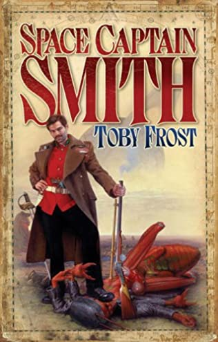 book cover of Space Captain Smith