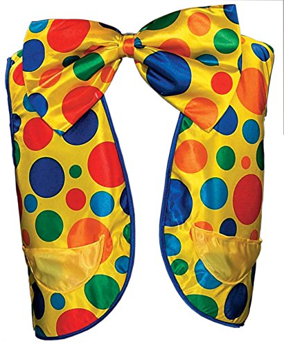 Forum Polka Dot Clown Vest by Forum Novelties