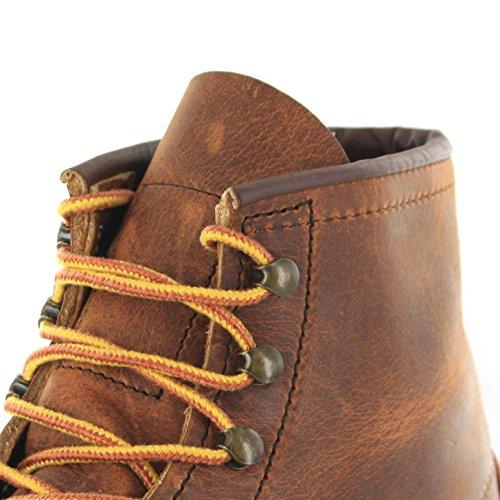 Work Rover Boots Schnürstiefel Wing Herren Red Copper Shoes Braun 2950 Copper Boots Chukka qaw84