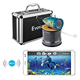 Eyoyo Wireless 2.4G Wifi Fish Finder Fishing Camera Detect Fishfinder Fish Hunter 30M 98ft For IOS Android