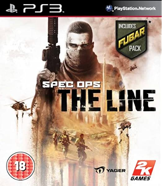 Take-Two Interactive Spec Ops - Juego (PS3, PlayStation 3, Tirador ...