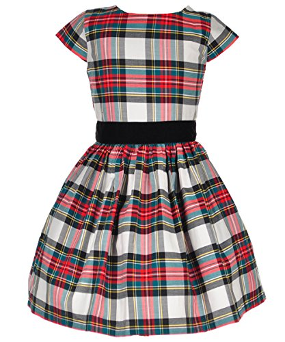 8 2T Dress Tartan Girls' Carter's 2T Plaid zpZqFxwnA