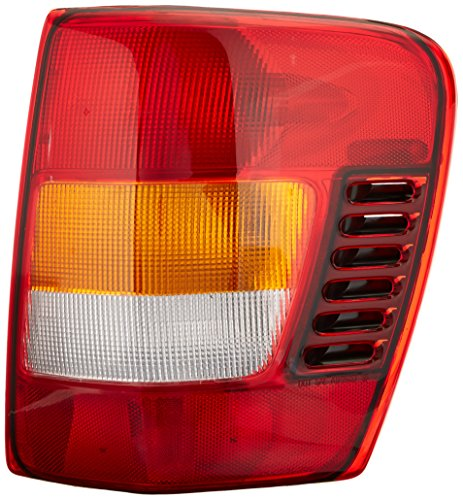 TYC 11-5275-90-1 Jeep Grand Cherokee Right Replacement Tail Lamp - Jeep Grand Cherokee Lamp