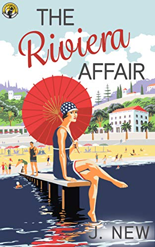 The Riviera Affair (The Yellow Cottage Vintage Mysteries Book -