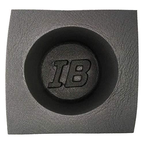 The Install Bay IBBAF80 8 inch Round Foam Car Audio Speaker Baffles (Pair) 8