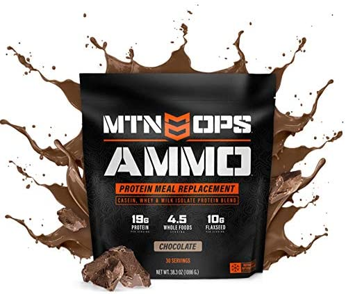 MTN OPS Ammo Protein Meal Replacement Powder