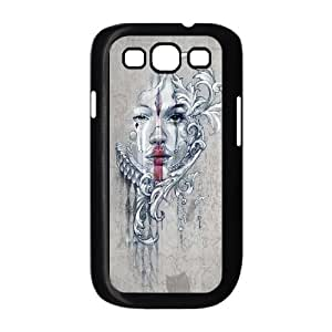 Cool Painting Case Of Clown Hot Selling Customized Gifts Hard Case For Samsung Galaxy S3 I9300