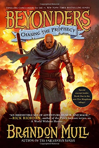 Chasing the Prophecy (Beyonders) (Seeds Of The Kingdom)