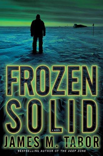 Frozen Solid: A Novel (Hallie Leland) cover