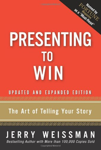Pdf Reference Presenting to Win: The Art of Telling Your Story, Updated and Expanded Edition