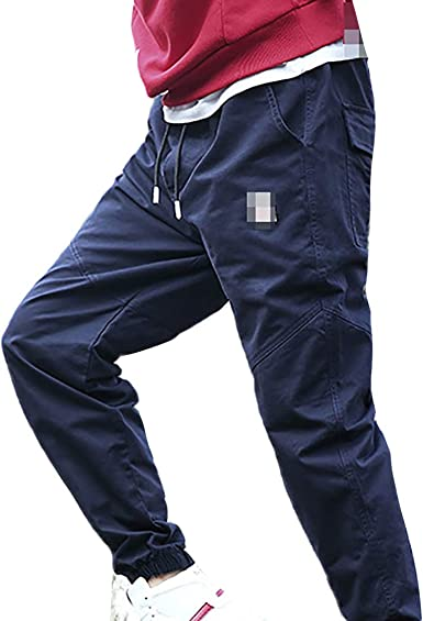Aiweijia Pantalones Casuales De Hombre Pantalones Cargo De Algodon Pantalones Deportivos Sueltos Pantalones De Trabajo De Combate Del Ejercito Pantalones De Trabajo Amazon Es Ropa Y Accesorios