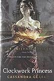 download ebook clockwork princess (the infernal devices) by clare, cassandra (2014) paperback pdf epub