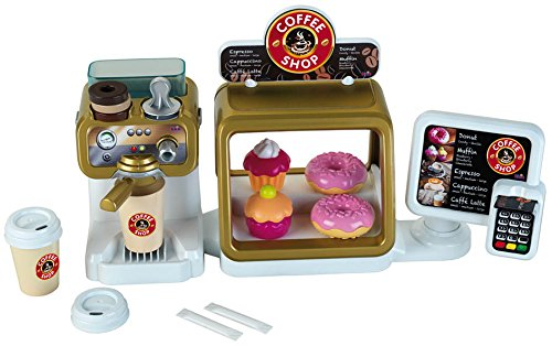 (Theo Klein Coffee and Pastry Shop Playset, Toy)