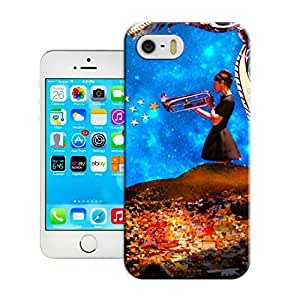LarryToliver Retro Beautifully magical pattern Customizable For iphone 5/5s Case Cover Dual Cases
