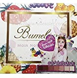100% original factory Bumebime Whitening Soap instant bleaching effective ship from Thailand fast free track. By Bestsellers Ribbit.