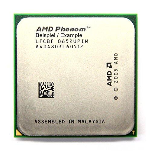 AMD Phenom X4 9600 Desktop CPU Processor- HD9600WCJ4BGD