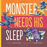Monster Needs His Sleep, Paul Czajak, 1938063260