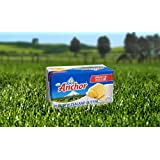 Anchor Butter New Zealand, Unsalted. Pack of 2 x 16oz packs (2lb)