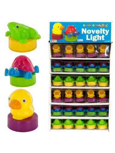 animal novelty light, Case of 60