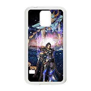 Legend of Sanctuary Samsung Galaxy S5 Cell Phone Case White F9803873