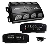 Audiopipe APCLE2002 Amplifier Audiopipe 1000 Watt 2 Channel