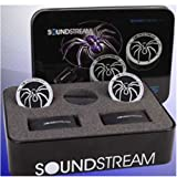 Soundstream Twt.5 1 110w PIE Dome Tweeters 4 Ohm, Model: TWT.5, Electronics & Accessories Store
