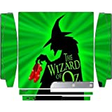 > > Decal Sticker < < Wicked Witch with Red Shoes Quote Design Print Image Playstation 3 & PS3 Slim Vinyl Decal Sticker Skin by Trendy Accessories by Trendy Accessories
