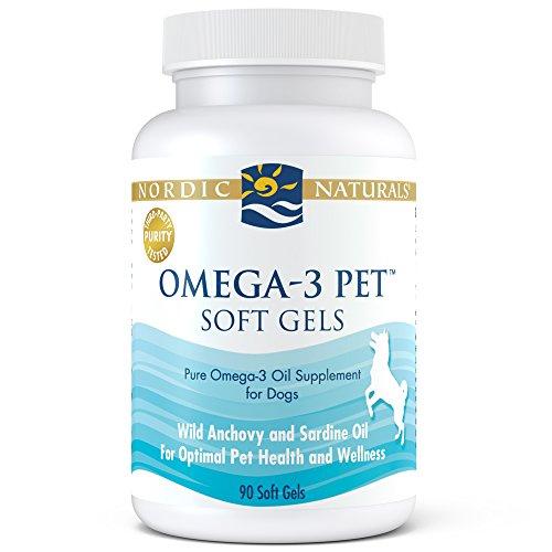 Nordic Naturals - Pet Omega-3 90 gels