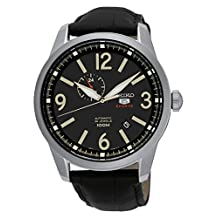 Seiko Mens 5 SPORTS Analog Sport Automatic Watch (Imported) SSA297K1