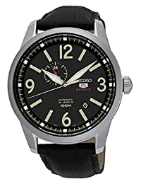 Seiko Mens 5 SPORTS Analog Sport Automatic Watch (Imported) SSA297K1