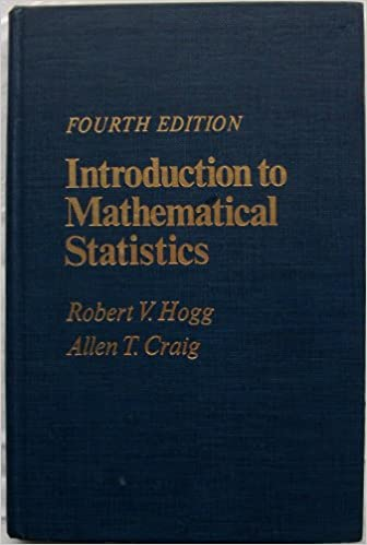 Amazon introduction to mathematical statistics 9780023557101 amazon introduction to mathematical statistics 9780023557101 robert v hogg allen t craig books fandeluxe Image collections