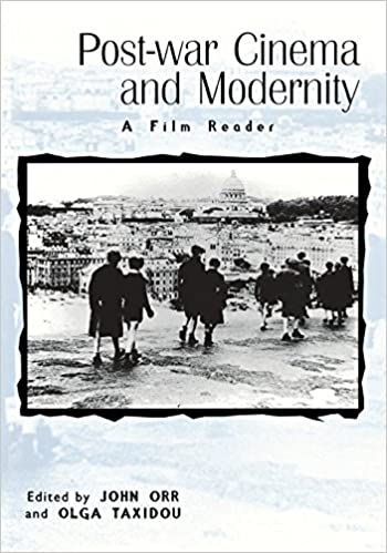 Post-War Cinema and Modernity