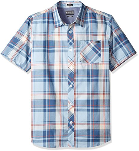 ONeill Plaid Short Sleeve Shirt